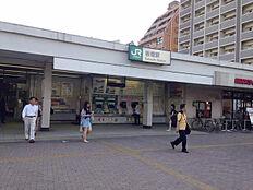 板橋駅まで400m