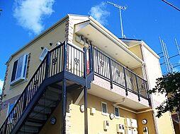 ユナイト三ツ沢マナローラ[2階]の外観