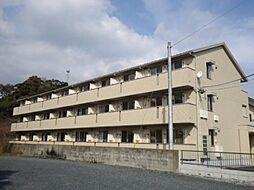 山口県下関市長府江下町の賃貸アパートの外観