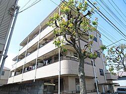 サニークレストヤナカ[401号室]の外観