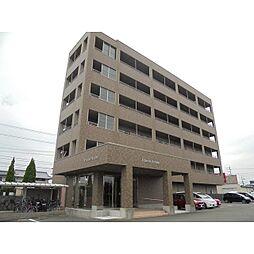 徳島県板野郡藍住町笠木字中野の賃貸アパートの外観