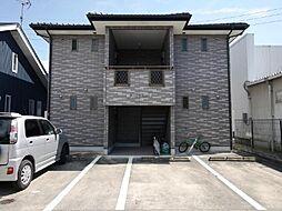藤川コーポ[101号室]の外観