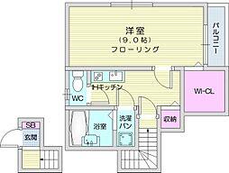 愛宕橋駅 4.9万円