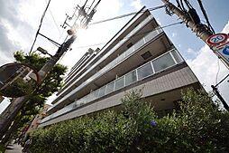 東京都杉並区方南1丁目の賃貸マンションの外観