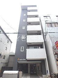 京阪本線 土居駅 徒歩3分の賃貸マンション