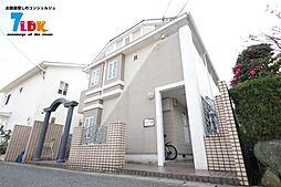 スタンツィアーレ桜井[1階]の外観