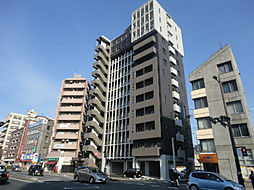 THE SQUARE Suite Residence[5階]の外観