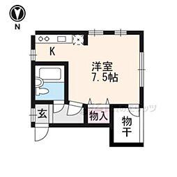 北大路駅 3.9万円