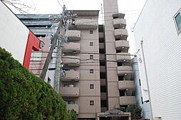 万宝マンション[3階]の外観