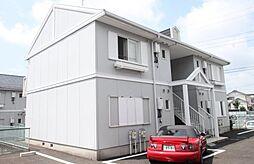 フレグランス富士見台C[1階]の外観