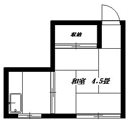 東中野駅 2.8万円