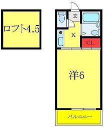 高島平駅 4.6万円