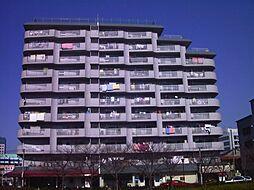 ターミナルマンション朝日プラザ堺[826号室]の外観