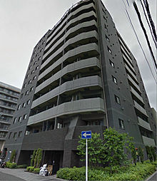 トーシンフェニックス新横濱イクシール[5階]の外観