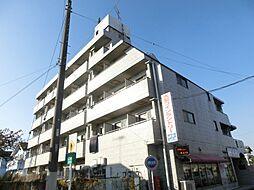 埼玉県鴻巣市赤見台2丁目の賃貸マンションの外観