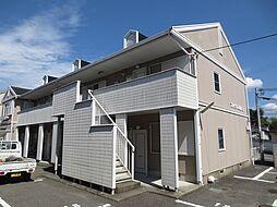 フレグランス阪南B棟[1階]の外観