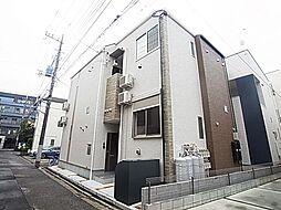 ハーモニーテラス梅田[2階]の外観
