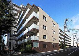東京都品川区荏原2丁目の賃貸マンションの外観