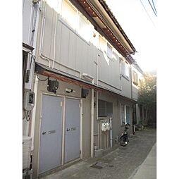 新潟県新潟市中央区本町通2番町の賃貸アパートの外観