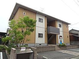 シャーメゾン吉田 B棟[102号室]の外観