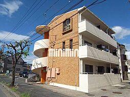 西須ヶ口ハイツ[3階]の外観