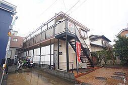 サンライズマンション[1階]の外観