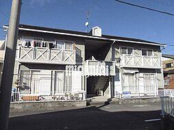 サンクレスト昭和B棟[2階]の外観