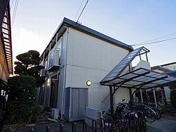 シティハイムラフルール[2階]の外観