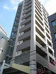 東京都江東区富岡1丁目の賃貸マンションの外観