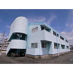 福岡県久留米市東合川町の賃貸アパートの外観