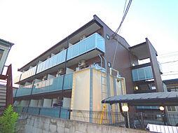 埼玉県川口市前上町の賃貸マンションの外観
