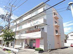 大阪府高石市羽衣2丁目の賃貸マンションの外観