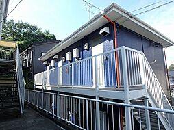 ベイルーム下倉田[2階]の外観