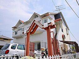 奈良県奈良市西大寺野神町2丁目の賃貸アパートの外観
