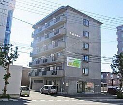 北海道札幌市東区北十二条東16丁目の賃貸マンションの外観