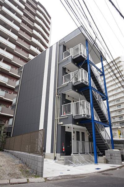 千葉県千葉市中央区千葉寺町の賃貸アパート