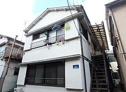 東京都足立区綾瀬1丁目の賃貸アパートの外観