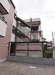 埼玉県新座市北野3丁目の賃貸マンションの外観