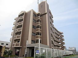 大阪府泉佐野市中町3丁目の賃貸マンションの外観