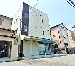 兵庫県西宮市松生町の賃貸マンションの外観