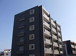 福岡県久留米市上津2丁目の賃貸マンションの外観