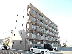 三重県鈴鹿市道伯3丁目の賃貸マンションの外観
