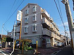 マンションパール[4階]の外観
