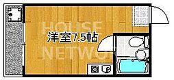 マンションV2[305号室号室]の間取り