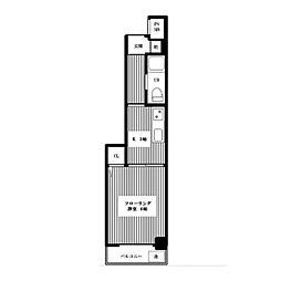 トキワパレス[5階]の間取り