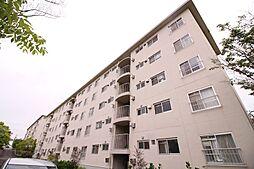 神陵台東住宅48号棟[5階]の外観