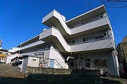 山栄マンション[3階]の外観
