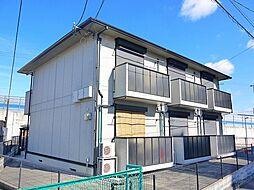 奈良県奈良市尼辻北町の賃貸アパートの外観