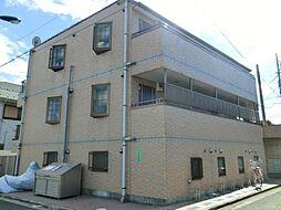 東京都練馬区東大泉6の賃貸マンションの外観