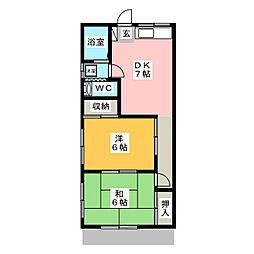 【敷金礼金0円!】ハイツオカノ